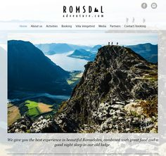 Romsdal Adventures * Travel Tips From Romsdal Good Night Sleep, Adventure Travel, This Is Us, Travel Tips, Activities, Website, Beautiful, Design, Travel Advice