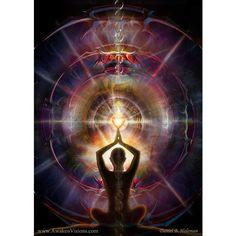 Tantra, Kundalini e energias – Prama Shanti Tantra, Zen, Les Chakras, Meditation, Psy Art, Spiritus, Visionary Art, Sacred Art, Psychedelic Art