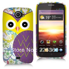 Cute Flower Printing Gel TPU case for Wiko King with free shipping