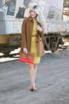 Nice Preppy Party Dresses CARA LOREN: Mustard Check more at http://24shopping.cf/my-desires/preppy-party-dresses-cara-loren-mustard/