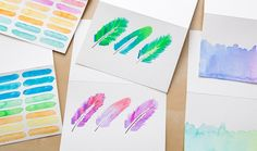 Media Alert: Turns Out Watercoloring is Not Just For Kids!