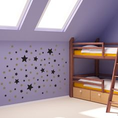 Star Magnetic Decals #magnormous #kidsbedroomideas Kids Bedroom, Silhouettes, Dresser, Decals, Star, Furniture, Home Decor, Powder Room, Tags