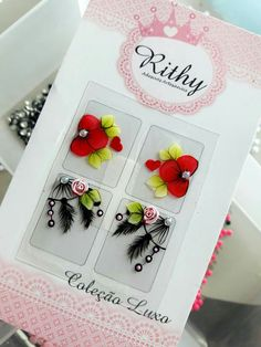 Nailart, Coffin Nails, Nail Designs, Photo And Video, Cool Stuff, Impalas, Manicures, Tops, Flower Nails