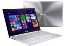 El nuevo Asus Zenbook contara con una pantalla 4k y gráfica Nvidia