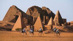 Sudán. El país con el doble de pirámides de Egipto que nadie visita
