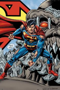 Superman by Dan Jurgens and Jerry Ordway