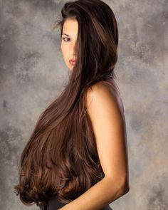 I want hair this thick and healthy!!!
