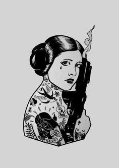 Tattoo Princess