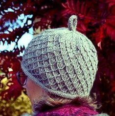 Garnomeras Våffelmössor by Maria Samuelsson Knitting For Kids, Knitting Projects, Baby Knitting, Knitting Patterns, Crochet Patterns, Free Crochet, Knit Crochet, Crochet Hats, Knitted Animals