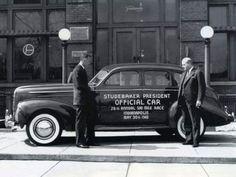 1940 Studebaker President
