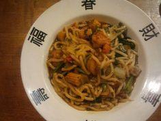 Asian food;