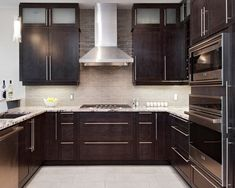 contemporary kitchen layout 48