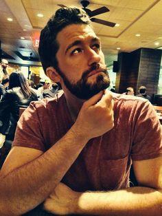 Greg   matt morrison with beard - Google Search