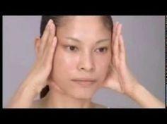 Milagrosa massagem facial japonesa - você vai ficar 10 anos mais jovem sem gastar nada! | Cura pela Natureza