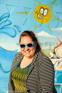 Aussie Curves: Mixing Patterns {She Wore What}