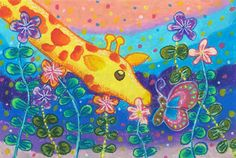 """Finalist! """"A Colorful World in Peace"""""""