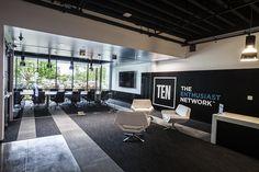 tech company office design - Google Search