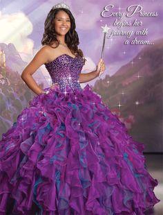 Corona De La Princesa Disney Royal Ball | Quinceanera Dresses | Quinceanera Dresses by Disney Royal Ball