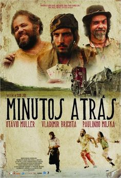 Minutos Atrás - Cartaz do Filme