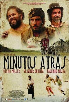 Minutos Atrás - Cartaz do Filme
