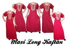 Maxi Long Kaftan by mogul-interior on Polyvore