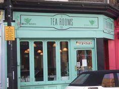 Tea Rooms.
