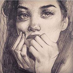 WANT A SHOUTOUT ? ! ᴄʟɪᴄᴋ ʟɪɴᴋ ɪɴ ᴍʏ ʙɪᴏ ᴛᴏ ʙᴇ ғᴇᴀᴛᴜʀᴇᴅ ! Tag #DRKYSELA Repost from @m4shiro Something I sketched almost a year ago I still really like it but feel like I haven't improve much since #artistoninstagram #artistonig #art #dailyart #sketch #daily #dailysketch #dailydoodles #pencil #tb via http://instagram.com/zbynekkysela