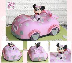 minnie mouse taart - Google zoeken