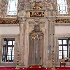 Selimiye mosque-Üsküdar-İstanbul-Turkiye