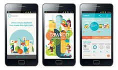 Tawkon on the Behance Network