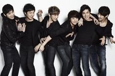 Shinhwa to Return with Andy for Comeback in January 2015