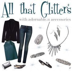 All that glitters Adornable.u party