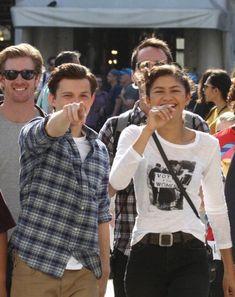 michaela is ia in med school ( Marvel Actors, Marvel Dc, Marvel Universe, Tom Holland Zendaya, Spiderman, Tom Holand, Tom Holland Peter Parker, Tom Parker, Avengers Cast