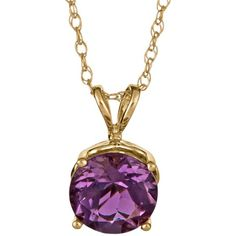 14k Gold African Amethyst Pendant ($210) ❤ liked on Polyvore featuring jewelry, pendants, purple, 14k gold pendants, 14k yellow gold pendant, african gold jewelry, yellow gold pendant and round pendant