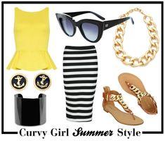 Curvy Girls Summer Fashion   Little Miss Mama, Curvy Girls Fashion, Woman Fashion, Curvy Girl Tips