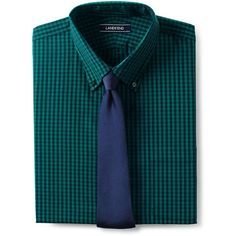 6fa2210c5e Lands' End Men's Big & Tall 40's Poplin Dress Shirt (2.795 RUB)
