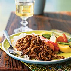 105 Slow-Cooker Favorites from cookinglight.com!