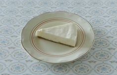 クリーミーな口溶けの、オレンジレアチーズケーキです。/ひんやりスイーツ(「はんど&はあと」2013年6月号)