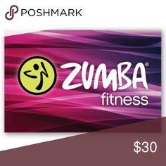 Zumba Business Card Template Zumba Pinterest