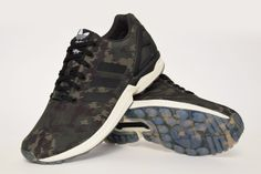 """db5405e3c9d05 Italia Independent x adidas ZX Flux """"Houndstooth Camo"""""""