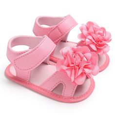 Cheap girls sandals, Buy Quality baby girl sandals directly from China soft sole Suppliers: Baby girls sandals flowers shoes summer Toddler Girl Crib Shoes Newborn Flower Soft Sole Anti-slip Baby girls Sandals Baby Girl Sandals, Kids Sandals, Baby Girl Shoes, Girls Shoes, Women's Sandals, Baby Girl Princess, Princess Style, Princess Shoes, Newborn Shoes