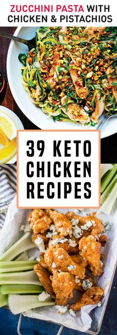 39 Keto Chicken Recipes That Are Super High Protein & Low Carb! - TrimmedandToned