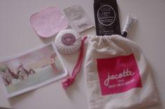 Revue sur la blog de Jacotte, un nouveau concept store de cosmétique #Jacotte #vickieinthesky