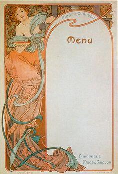 Alfons Mucha's Art Nouveau works   DVDbash