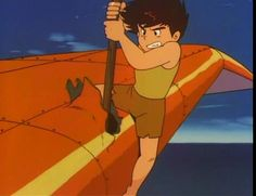Ghibli Blog - Studio Ghibli, Animation and the Arts: 26 Days of Future Boy Conan - Episode 02