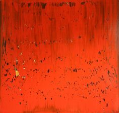 """Saatchi Art Artist Harry Moody; Painting, """"abstract red # 4"""" #art"""