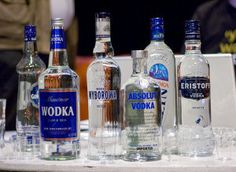 Use vodka to clean chrome, deodorize a room or clean & prevent shower/bathtub mold!