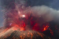 https://flic.kr/p/fn6ghE | Volcanic eruption of Sakurajima | Vulcanian explosion of Sakurajima volcano in July 2013. sakurajima_j00722 More at: www.volcanodiscovery.com/sakurajima/photos/eruptions-july...