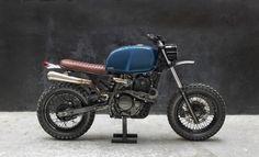 Honda XL600 Scrambler by Bad Winners #motorcycles #scrambler #motos | caferacerpasion.com