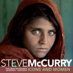 Steve McCurry. Icons and women
